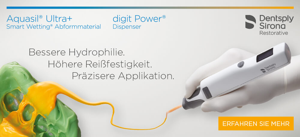 Dentsply Aquasil Ultra+ digit Power
